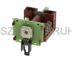 FOKOZATKAPCSOLÓ/KIT SELECTOR SWITCH 0-1 POSITIONS 16A 250V - max 150°C
