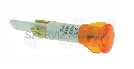 Kontroll lámpa narancs 400V