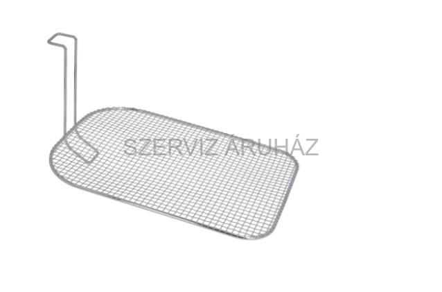 Fritőz morzsafogó 330x235 mm